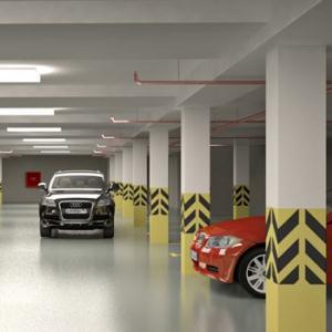 Автостоянки, паркинги Полярного