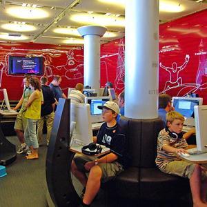 Интернет-кафе Полярного