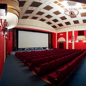 Кинотеатры Полярного