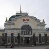 Железнодорожные вокзалы в Полярном