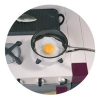 Кафе Гольфстрим - иконка «кухня» в Полярном
